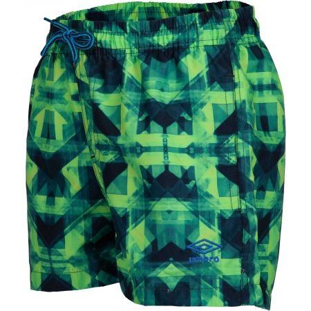 Chlapecké koupací šortky - Umbro ZAZO - 1