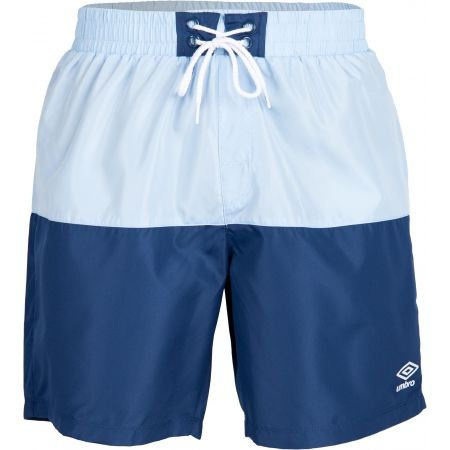 Pánske plavecké šortky - Umbro PANELLED SWIM SHORT - 2