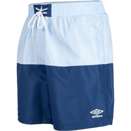 Pánske plavecké šortky - Umbro PANELLED SWIM SHORT - 1