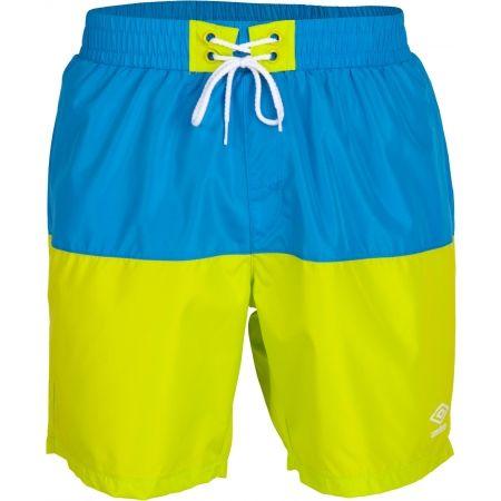 Pánské plavecké šortky - Umbro PANELLED SWIM SHORT - 2