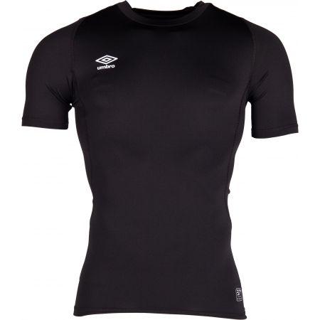 Umbro CORE SS CREW BASELAYER - Pánské sportovní triko