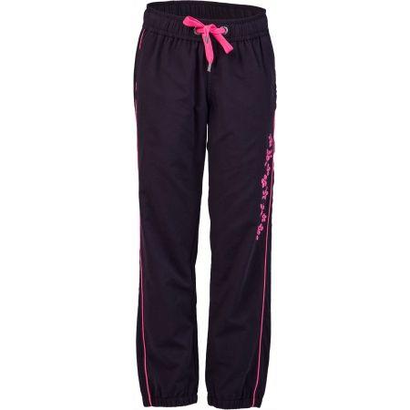 Dětské plátěné kalhoty - Lewro OMEGA - 2