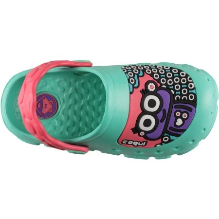 Dětské sandály - Coqui STONEY - 4