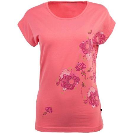 Koszulka damska - ALPINE PRO ARMANA 4 - 1