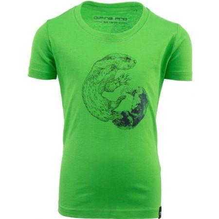 ALPINE PRO ODDO - Detské tričko