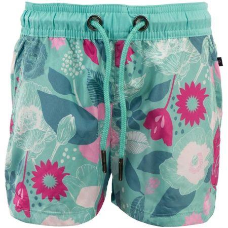 Dívčí koupací šortky - ALPINE PRO ZAVAHO - 1