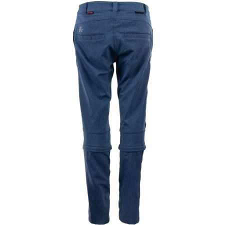 Dámské kalhoty - ALPINE PRO CHECKA - 2
