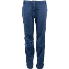 ALPINE PRO CHECKA - Dámské kalhoty