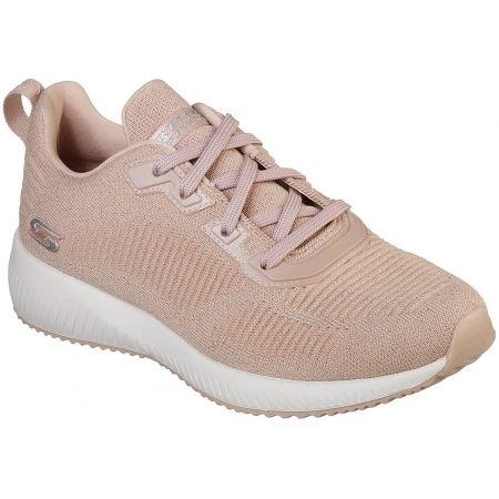 Dámské nízké tenisky - Skechers BOBS SQUAD TOTAL GLAM - 1