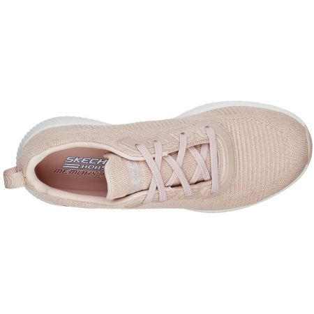 Dámské nízké tenisky - Skechers BOBS SQUAD TOTAL GLAM - 3