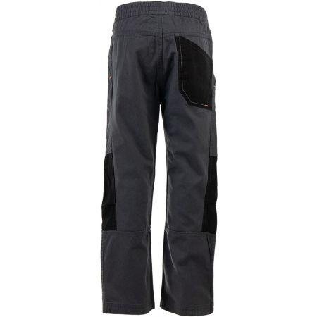 Chlapecké outdoorové kalhoty - ALPINE PRO RAFIKO 3 - 2