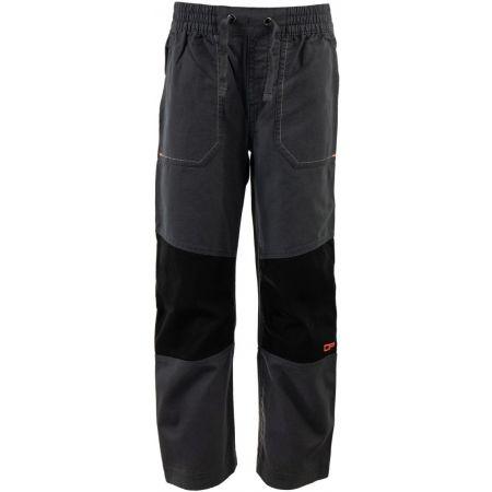 ALPINE PRO RAFIKO 3 - Chlapčenské outdoorové nohavice
