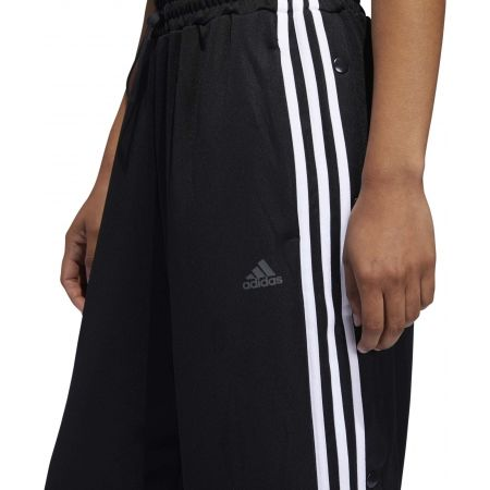 Dámsky overal - adidas OVERAL CROPPED LEG SNAP - 8