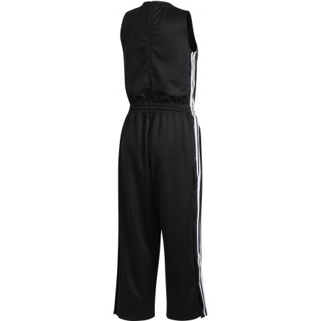 Dámsky overal - adidas OVERAL CROPPED LEG SNAP - 2
