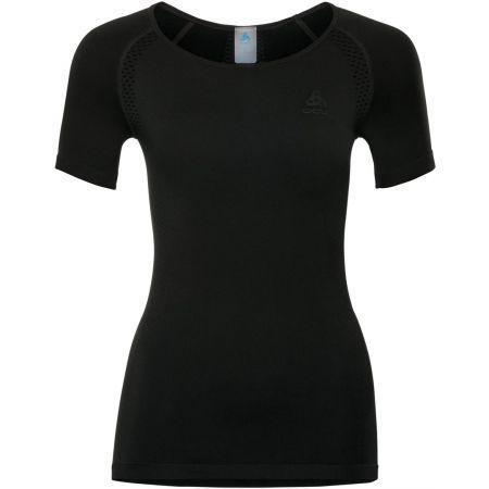 Dámské funkční triko - Odlo SUW WOMEN'S TOP S/S CREW NECK PERFORMANCE ESSENTIALS LIGHT - 1