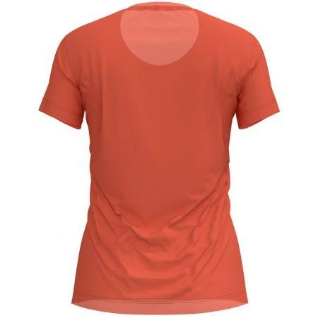 Dámské triko - Odlo WOMEN'S T-SHIRT S/S CREW NECK ELEMENT LIGHT SPECIAL - 2