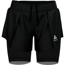 Odlo 2IN1 SHORTS ZEROWEIGHT CERAMICOOL PRO - Șort damă