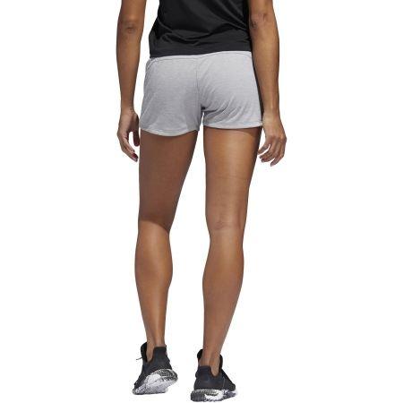 Women's sports shorts - adidas 2IN1 SOFT SHRT - 6