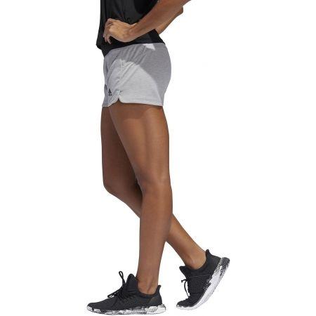 Women's sports shorts - adidas 2IN1 SOFT SHRT - 4