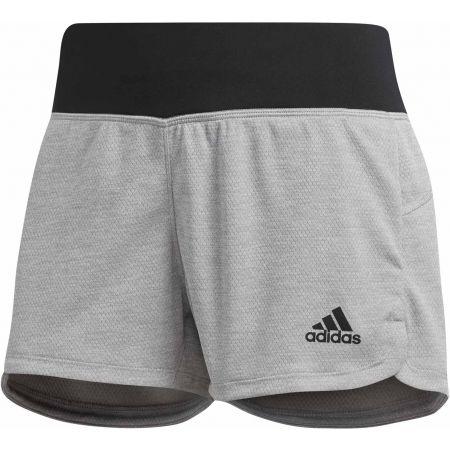 Women's sports shorts - adidas 2IN1 SOFT SHRT - 1