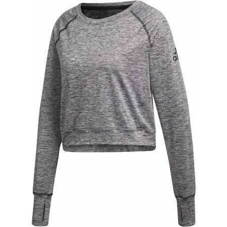 Dámské sportovní tričko - adidas OPEN BACK CU - 1