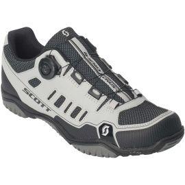 Scott SPORT CRUS-R BOA REFLECTIVE - Pánska cyklistická obuv MTB