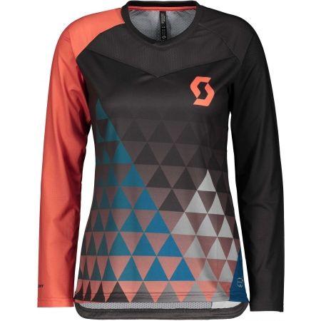 Women's T-shirt - Scott TRAIL VERTIC L/SL W - 1
