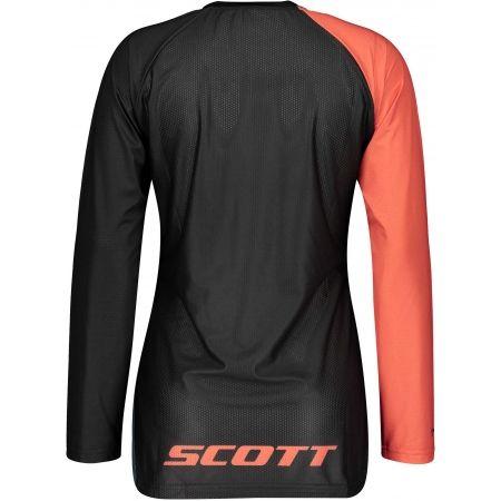 Women's T-shirt - Scott TRAIL VERTIC L/SL W - 2