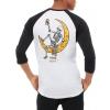 Pánské triko s 3/4 rukávem - Vans MN MOONSHINE RAGLAN - 3