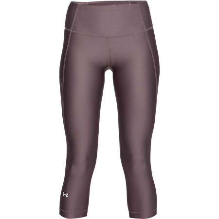 Damen Caprihose - Under Armour HG ARMOUR CAPRI BRANDED - 1