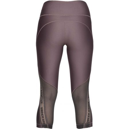 Damen Caprihose - Under Armour HG ARMOUR CAPRI BRANDED - 2