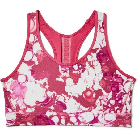 Dámská podprsenka - Under Armour ARMOUR MID MESH WORDMARK BRA - 1