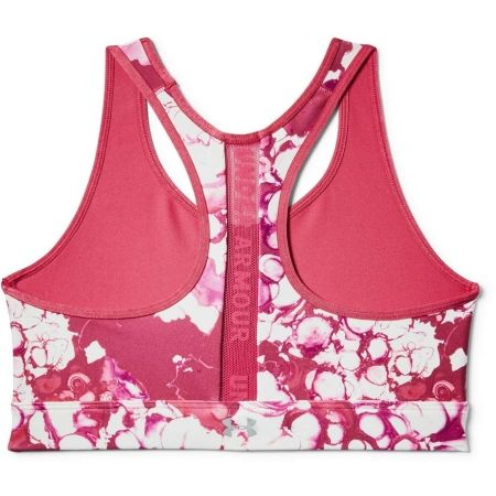 Dámská podprsenka - Under Armour ARMOUR MID MESH WORDMARK BRA - 2