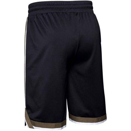 Pantaloni scurți bărbați - Under Armour SPORTSTYLE MESH SHORT - 2