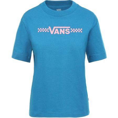 Vans WM FUNNIER TIMES BOXY - Dámské tričko