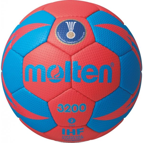 Molten HX3200 piros 2 - Kézilabda