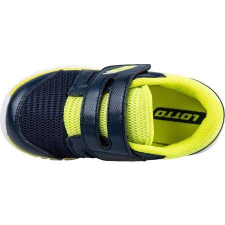 Detská voľnočasová obuv - Lotto SPEEDRIDE 600 III INF S - 5