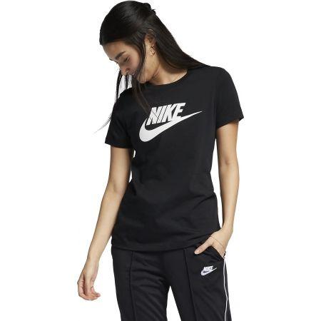 Nike NSW TEE ESSNTL ICON FUTURA - Women's T-shirt