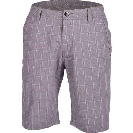 Pánské plátěné šortky - Willard ASSAN - 2