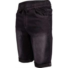 Willard WON - Мъжки къс панталон с дънков десен