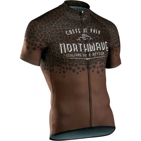 Men's biking jersey - Northwave CAFFE AL VOLO - 1
