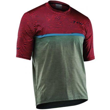 Northwave EDGE - Мъжка тениска за колоездене