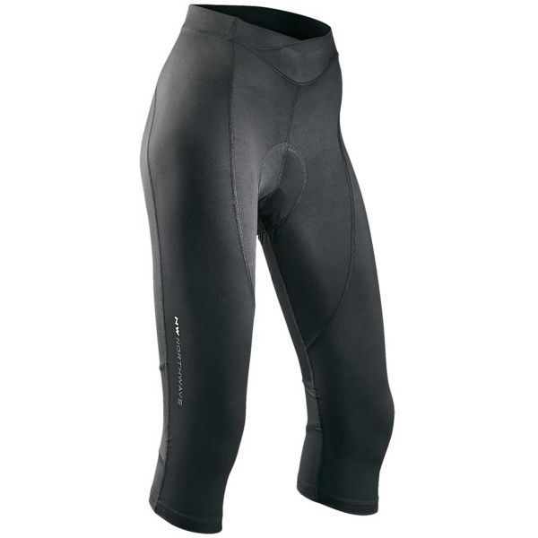 Northwave CRYSTAL KNICKERS W - Dámske 3/4 cyklistické nohavice