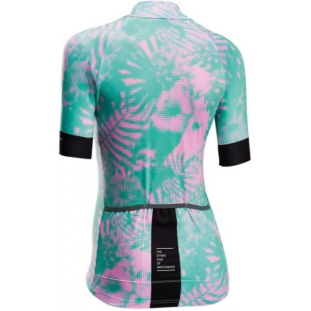 Women's cycling jersey - Northwave LEAVES - 2