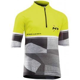 Northwave ORIGIN JR - Tricou de ciclism pentru copii