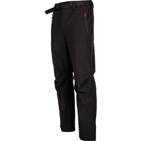 Pánské softshellové kalhoty - Willard ELOHIM - 1