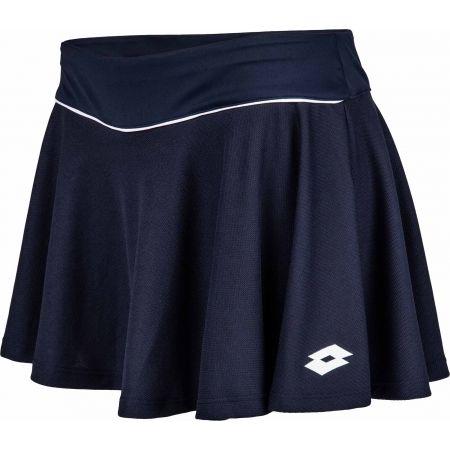 Dámská tenisová sukně - Lotto TEAMS SKIRT PL W - 1