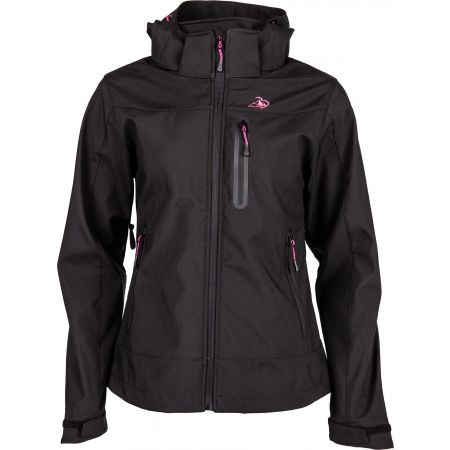 Women's softshell jacket - Willard AGNESA - 1