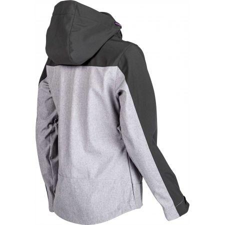 Dámská softshellová bunda - Willard AGNESA - 3