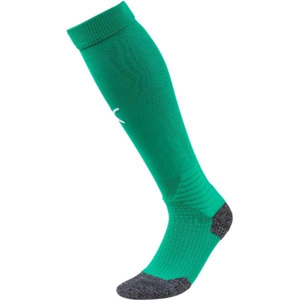 Puma TEAM LIGA SOCKS zelená 4 - Pánske futbalové štuplne